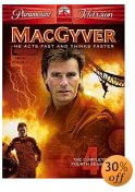 Macgyver on DVd