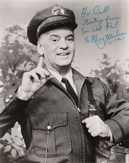 Merry Mailman TV Show - Ray Heatherton