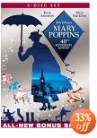 Mary Poppins on DVD