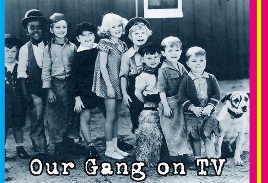 Little Rascals / Our Gang on TV