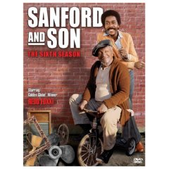 Sanford & Son on DVD