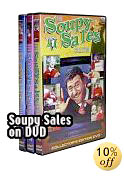 Soupy Sales Show on DVD