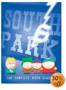 South Park on DVD