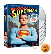 The Adventures of Superman season 2 on DVD