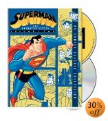 Superman the Animated Series season 2 on DVD