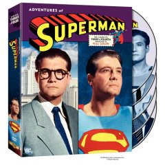 The Adventures of Superman Season 3 & 4