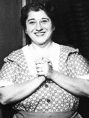 The Goldbergs starring Gertrude Berg