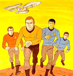 Star Trek cartoon