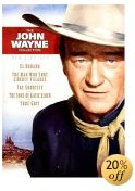 John Wayne DVD collection of movies