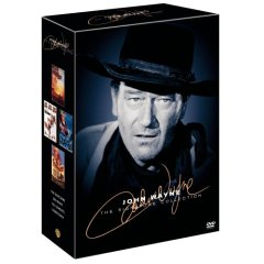 John Wayne westerns on DVD