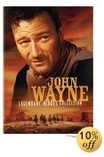 John Wayne on DVD