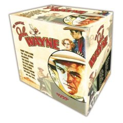 John Wayne DVD collection