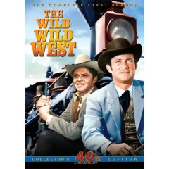 Wild, Wild West on DVD