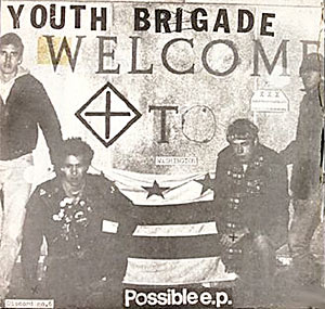 Youth Brigade / LA punk rock