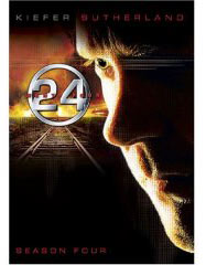 24 - season 2 on DVD