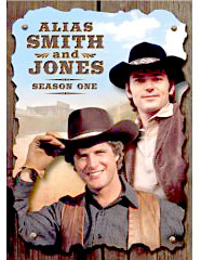 Alias Smith & jones on DVD