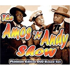 Amos 'n' Andy on DVD