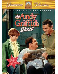 Andy Griffith Show season seven on DVD
