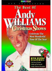 Andy Williams DVDs / Christmas Special