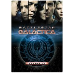 Battlestar Galactica season 1 on DVD