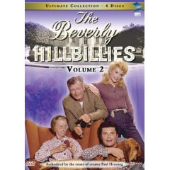Beverly Hillbillies TV show on dvd