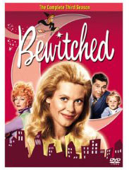 Bewitched season 3 on DVD