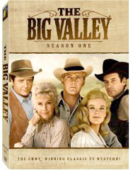 Big Valley TV show on DVd