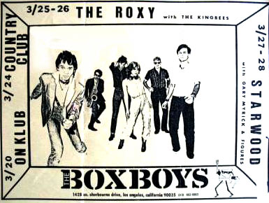 The Boxboys