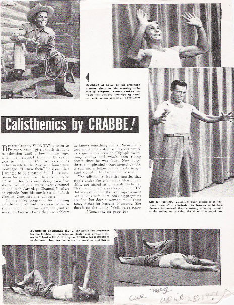Buster Crabbe TV show