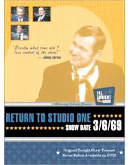 Tonight Show with Johnny Carson on DVD