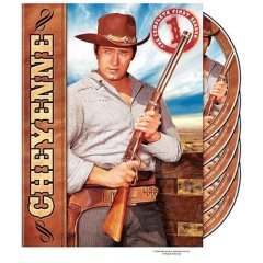 Cheyenne season 1 on DVD