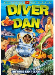 Diver Dan on DVD