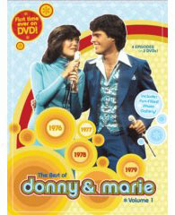 Donny & Marie Show on DVD
