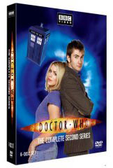 Dr. Who on DVD