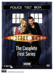 Dr. Who Series 1 on DVD