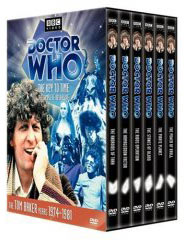 Dr. Who dvds