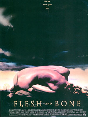 flesh and bone movie poster art
