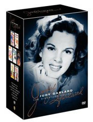 Judy Garland on DVD