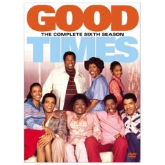 Good Times on DVD