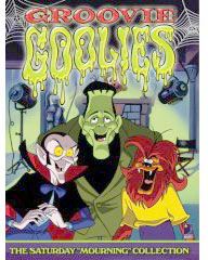Groovie Goolies on DVd