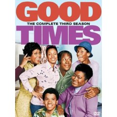 Good Times Season 3 on DVD