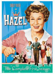 Hazel on DVD