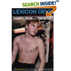 Darby Crash book