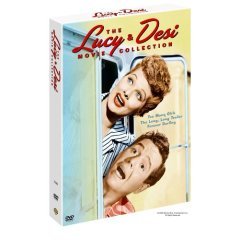 Lucy & desi Arnaz movies on DVD