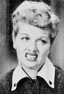 Lucille Ball as Lucy Ricardo