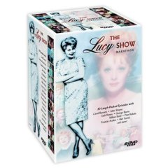 Lucy Show on DVD