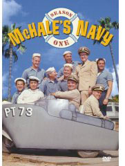 McHale's Navy on DVD