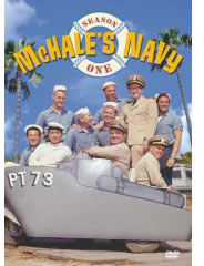 McHales Navy on DVD
