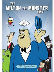 Milton the Monster on DVD