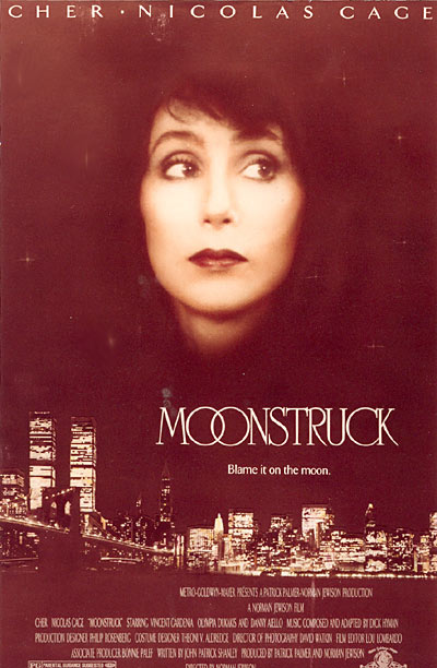 moonstruck movie poster